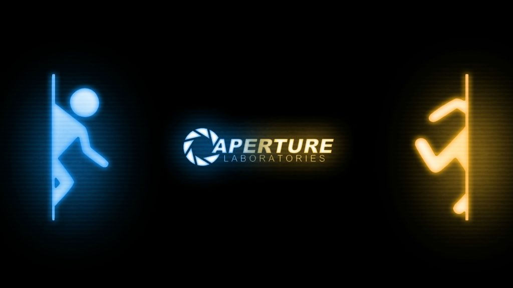 Portal Full HD Wallpaper