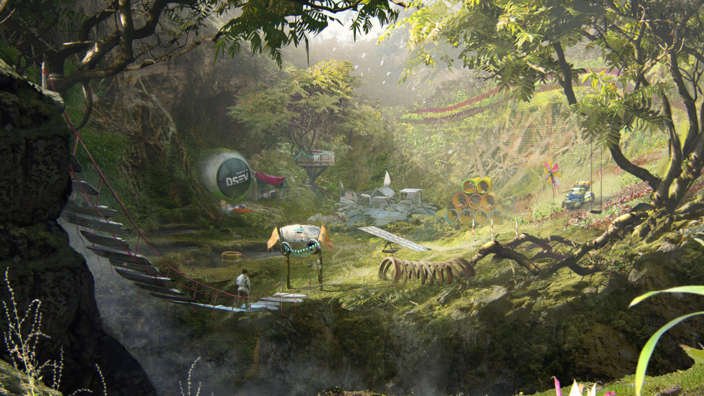 Robinson: The Journey Full HD Wallpaper