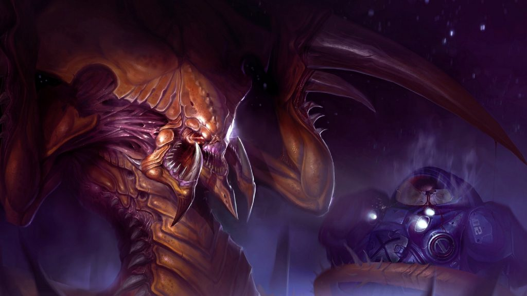 StarCraft II: Heart Of The Swarm Wallpaper
