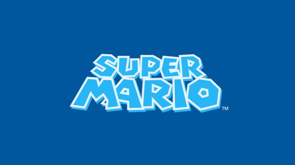 Super Mario Bros. 4K UHD Background