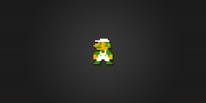 Super Mario Bros. Backgrounds