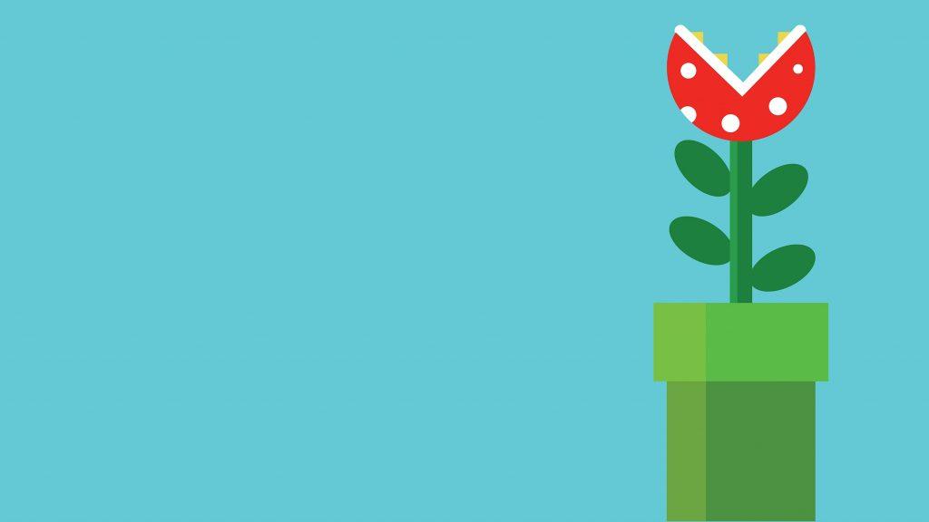 Super Mario Bros. Background