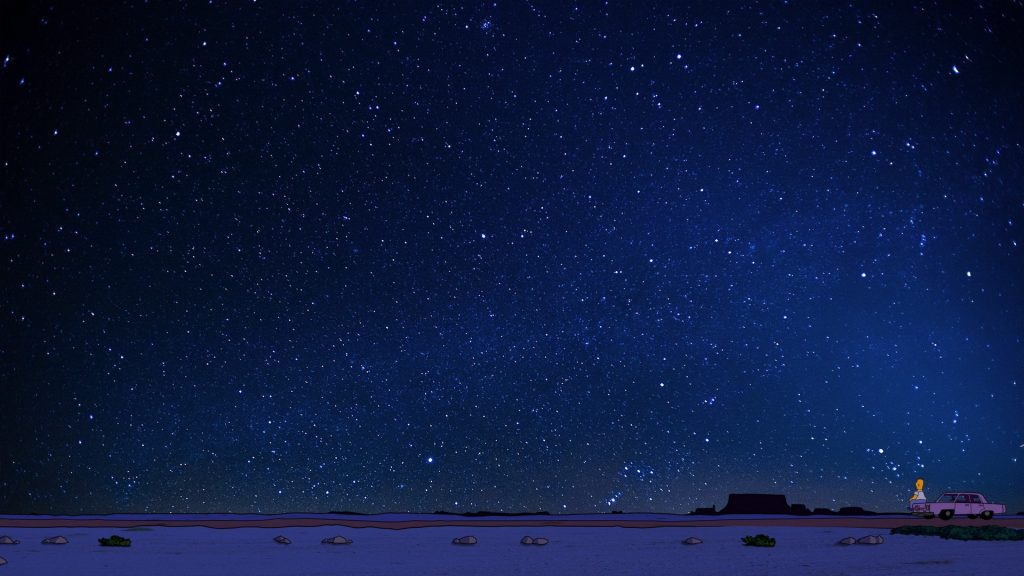 The Simpsons Full HD Wallpaper