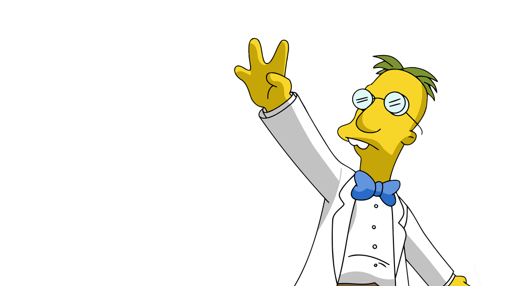 The Simpsons Dual Monitor Wallpaper