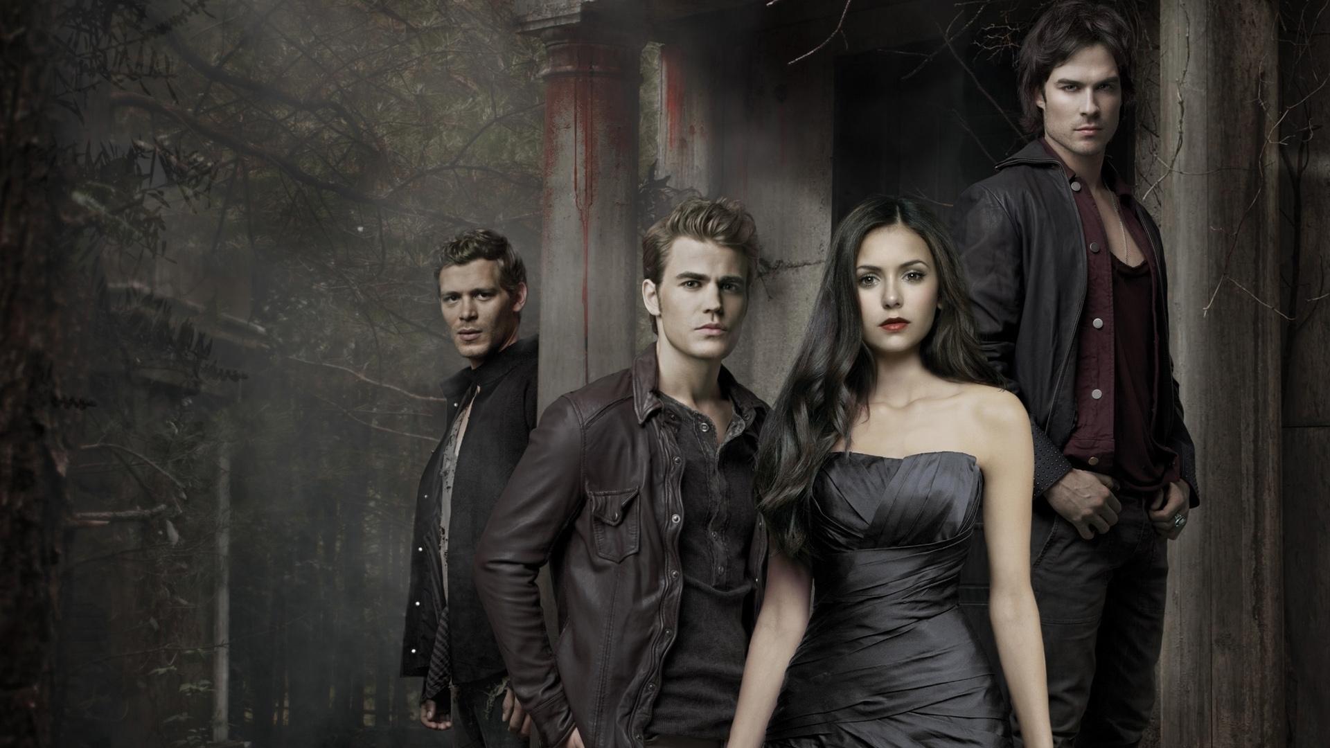 The Vampire Diaries Full HD Wallpaper