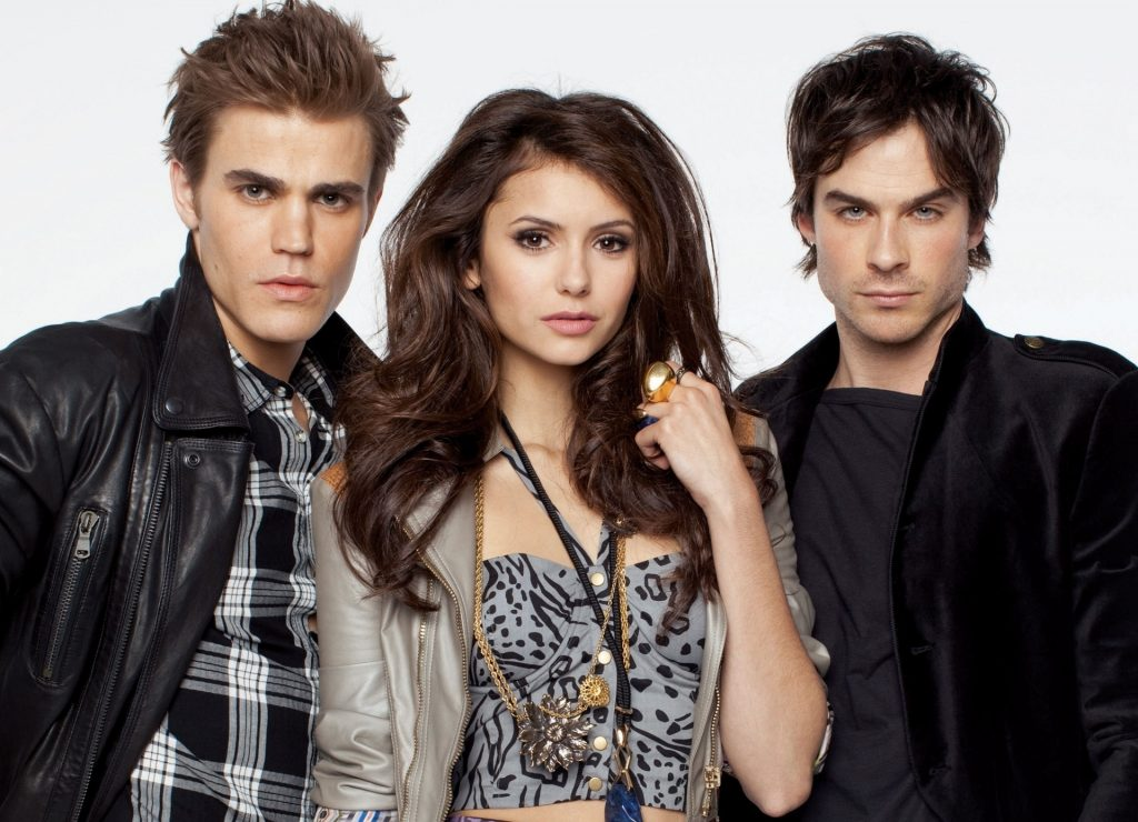 The Vampire Diaries Wallpapers, Pictures, Images