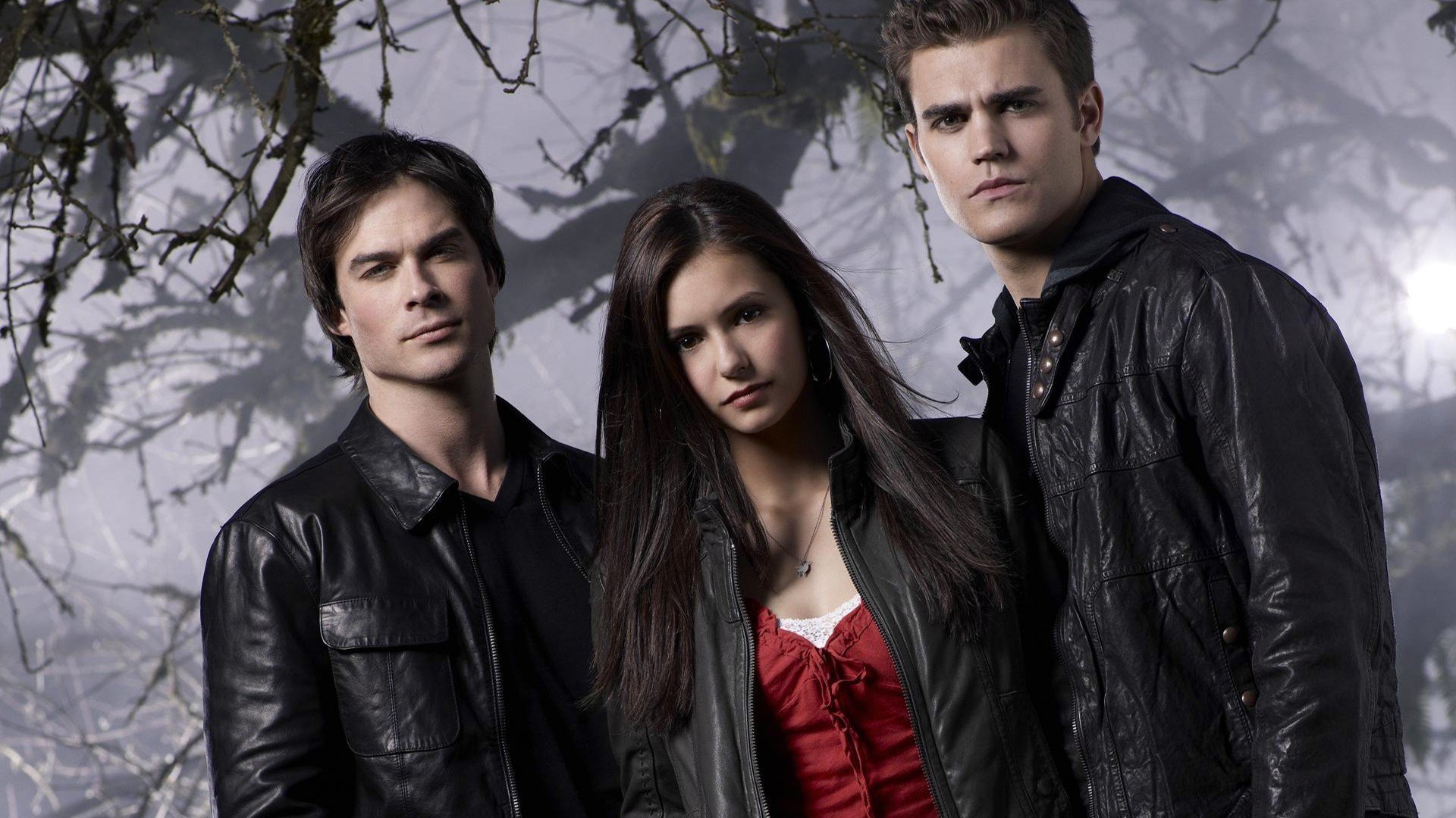 Wallpaper The Vampire Diaries: The Vampire Diaries Wallpapers, Pictures, Images