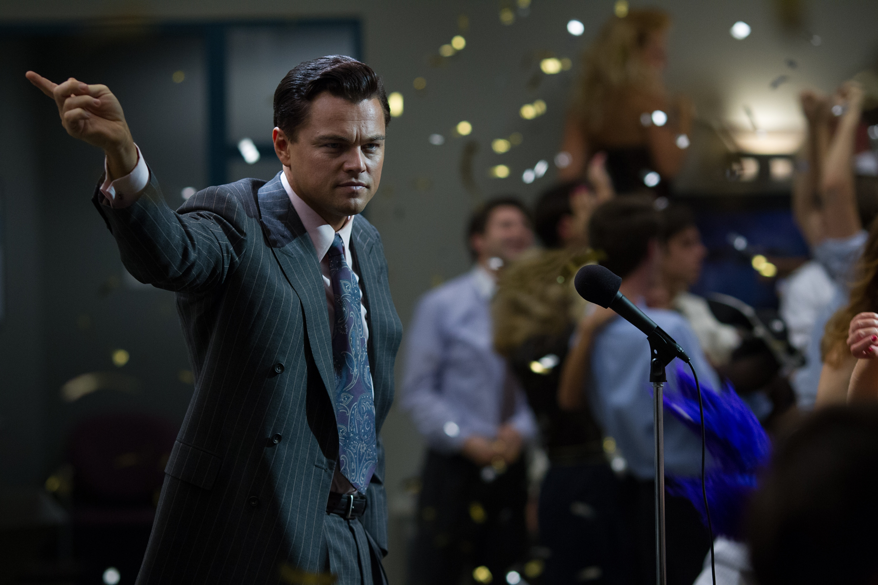 The Wolf Of Wall Street Wallpapers Pictures Images