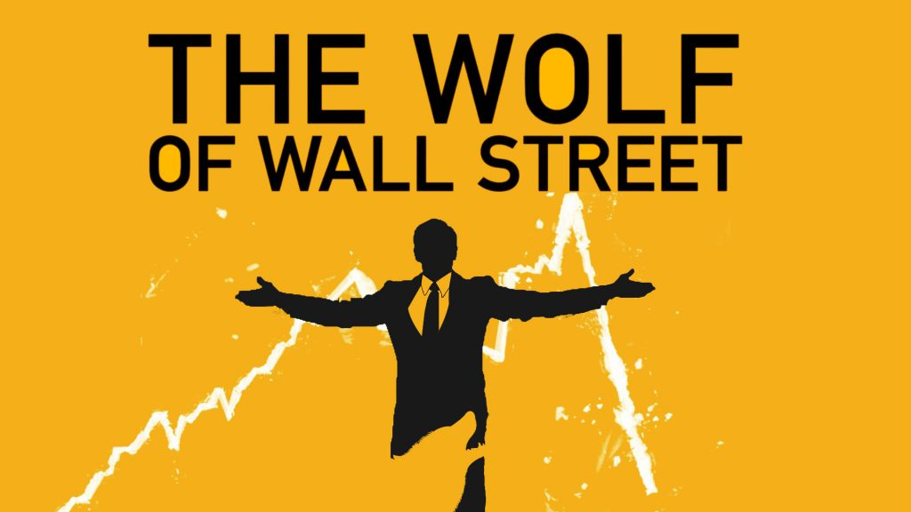 The Wolf Of Wall Street Full HD Wallpaper