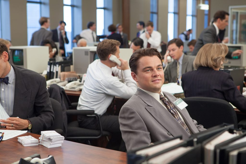The Wolf Of Wall Street Wallpaper