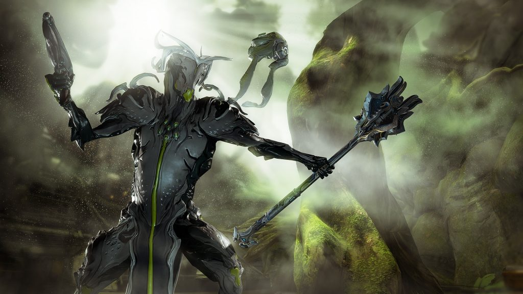 Warframe Full HD Wallpaper