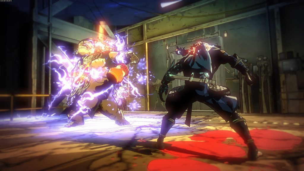 Yaiba: Ninja Gaiden Full HD Wallpaper