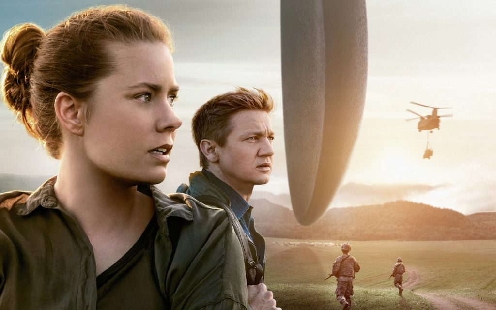 Arrival Widescreen Wallpaper