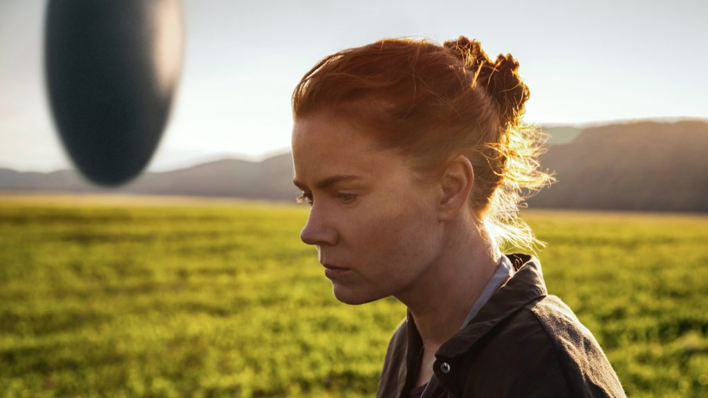 Arrival Full HD Wallpaper