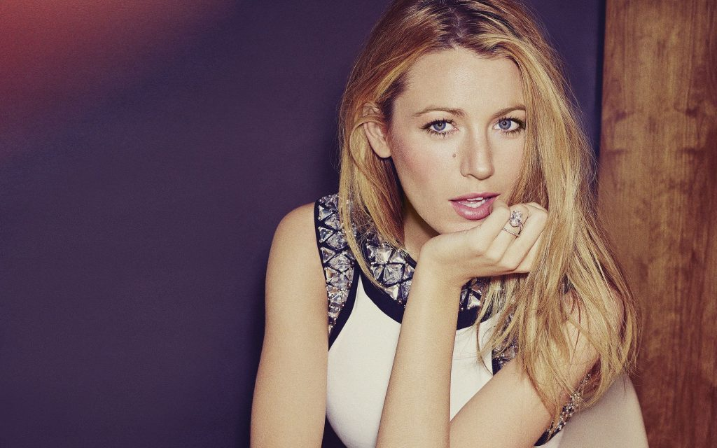 Blake Lively Wallpaper