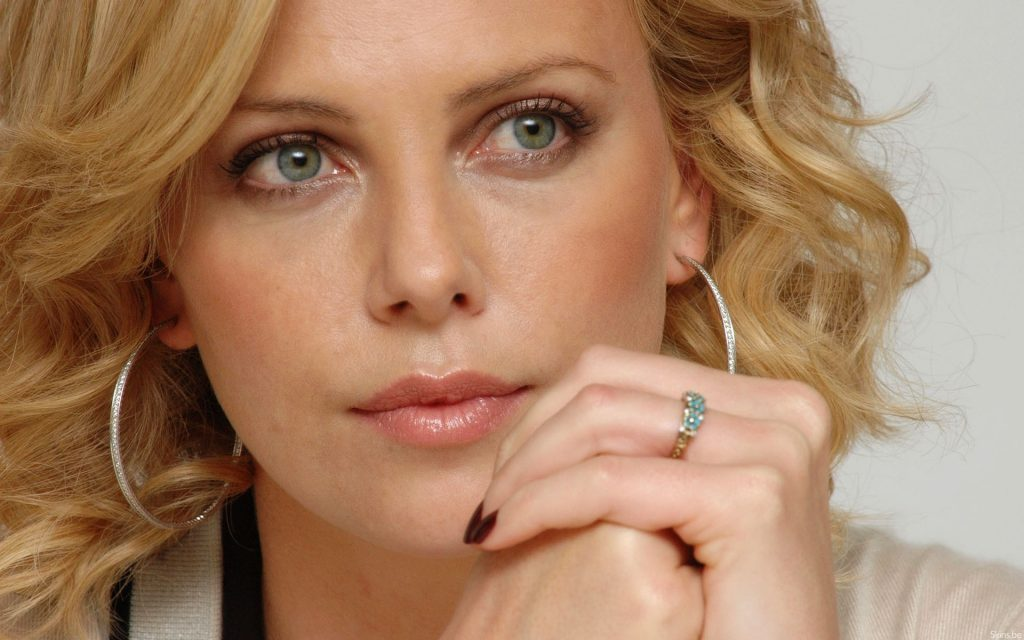 Charlize Theron HD Widescreen Wallpaper