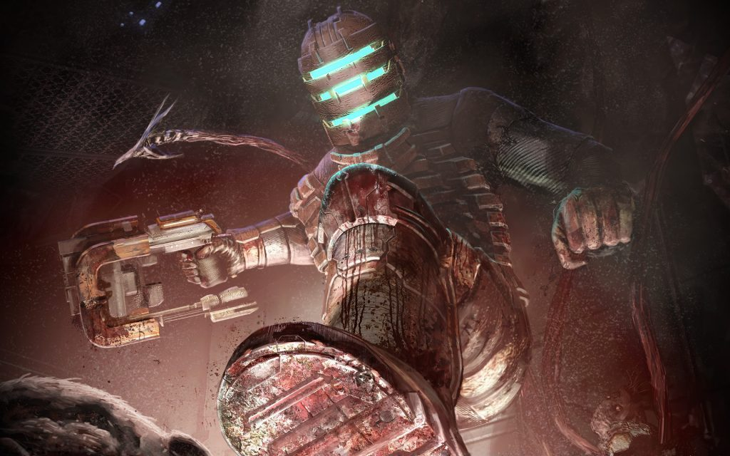Dead Space Widescreen Wallpaper