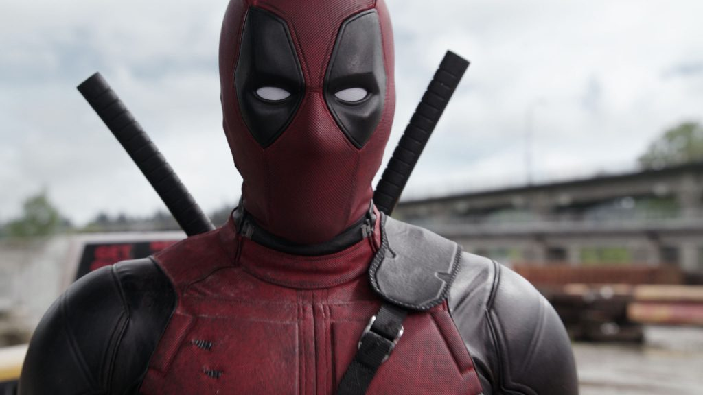 Deadpool HD Dual Monitor Background