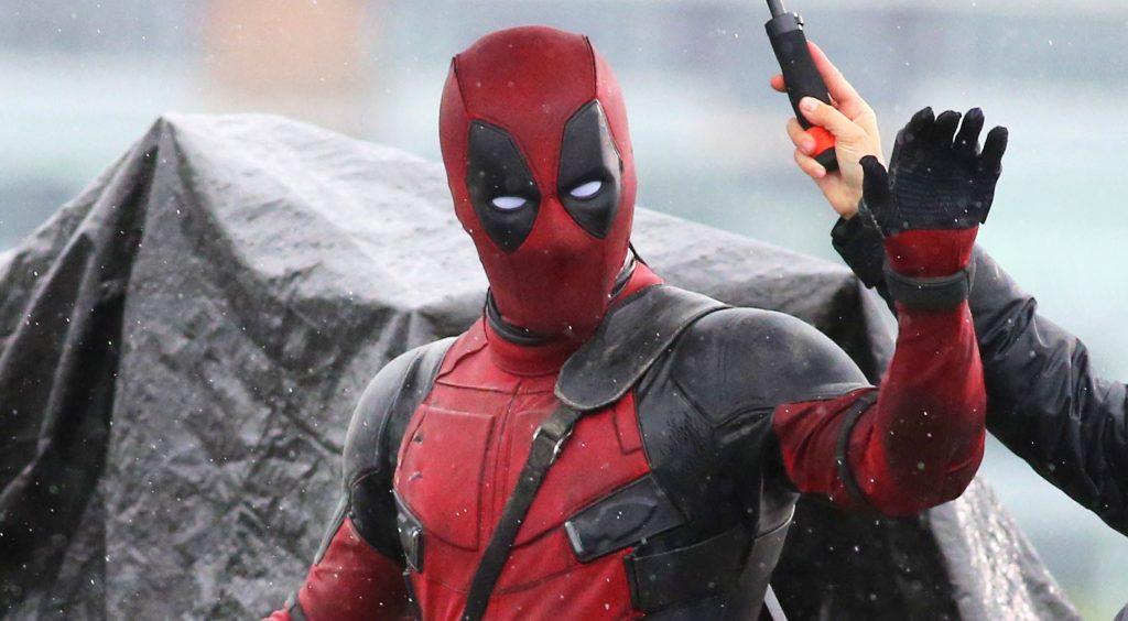 Deadpool HD Background