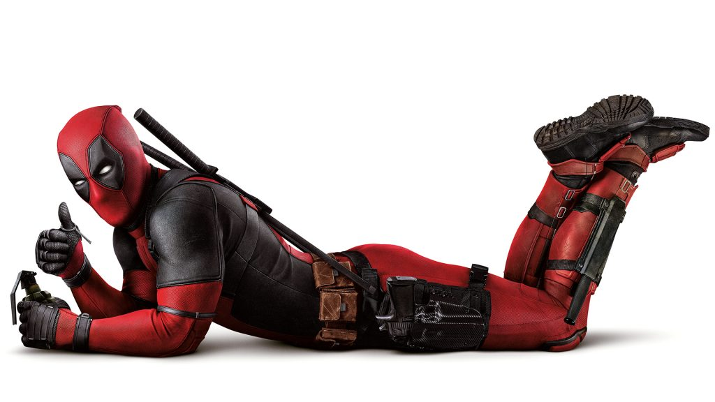 Deadpool HD Full HD Background