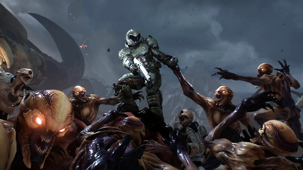 Doom (2016) Full HD Wallpaper