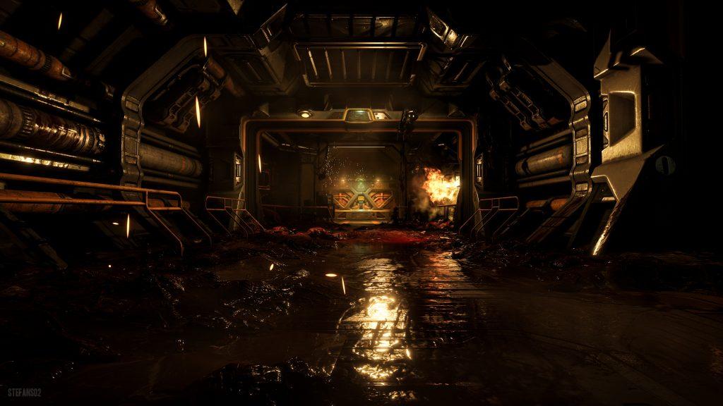 Doom (2016) 4K UHD Wallpaper
