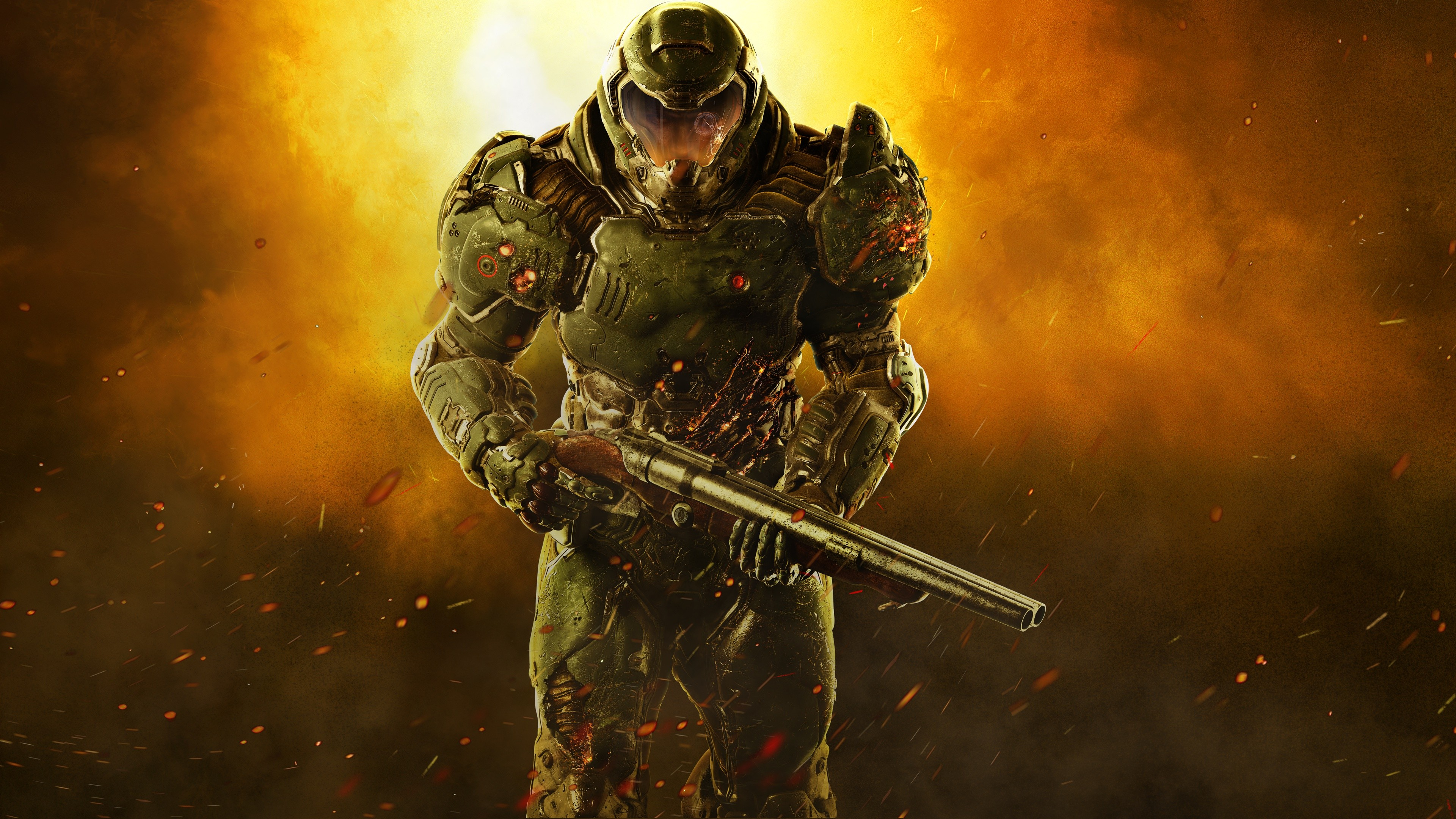 Doom (2016) Wallpapers, Pictures, Images