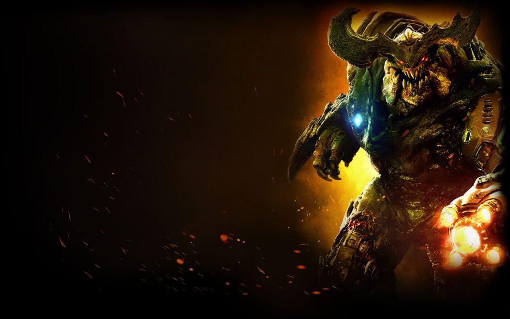Doom (2016) Widescreen Wallpaper