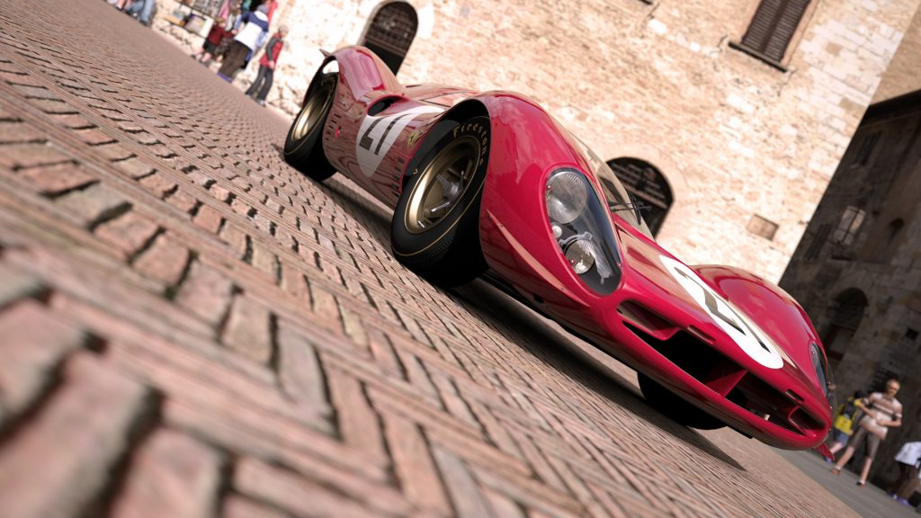 Gran Turismo Full HD Wallpaper