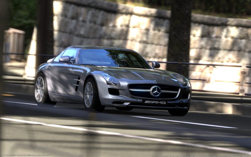 Gran Turismo Widescreen Wallpaper