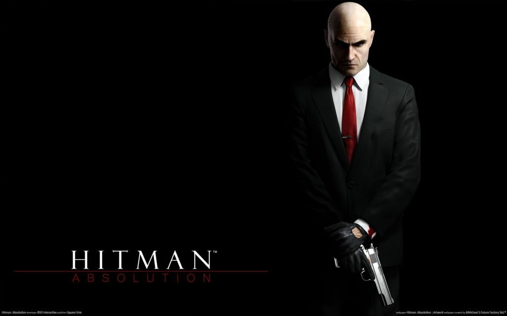 Hitman: Absolution Widescreen Wallpaper