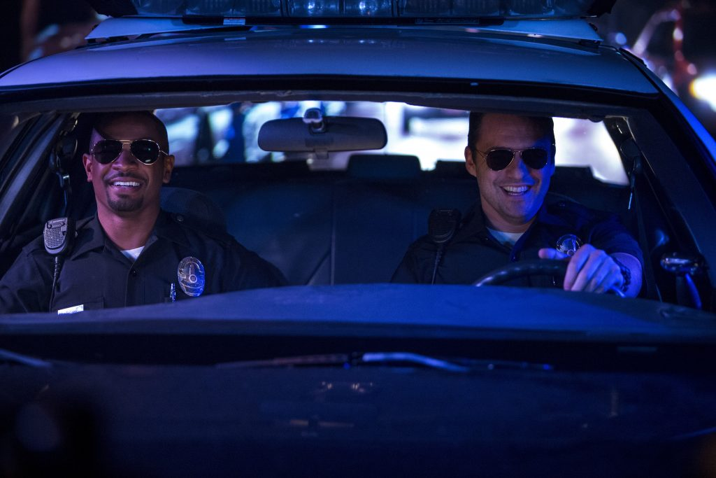 Let's Be Cops Wallpaper