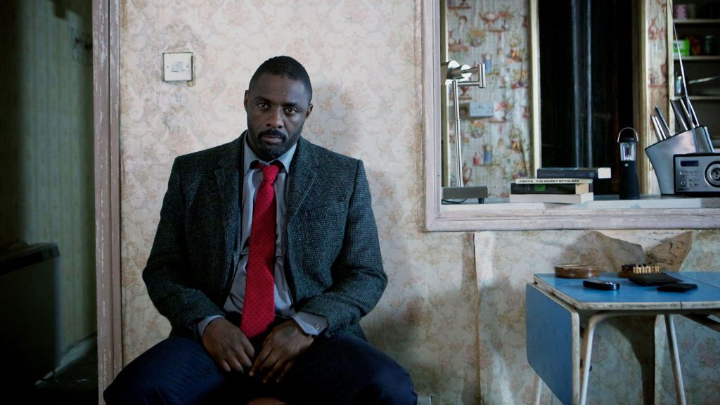 Luther Full HD Wallpaper