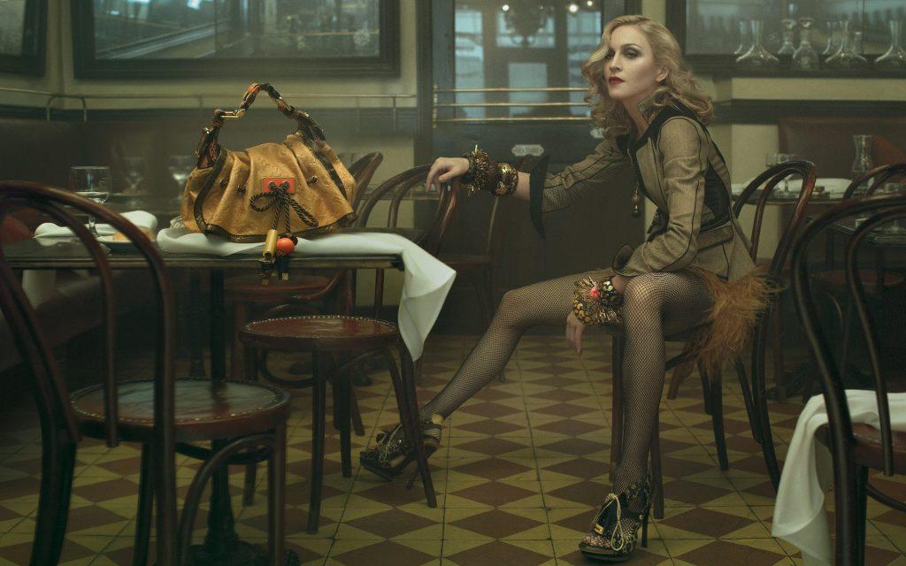 Madonna Widescreen Wallpaper