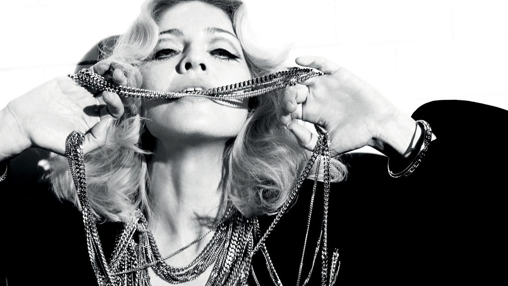 Madonna Full HD Wallpaper