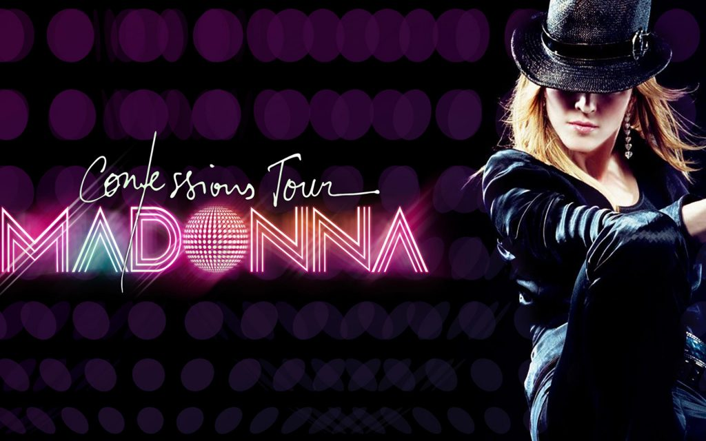 Madonna Widescreen Wallpaper
