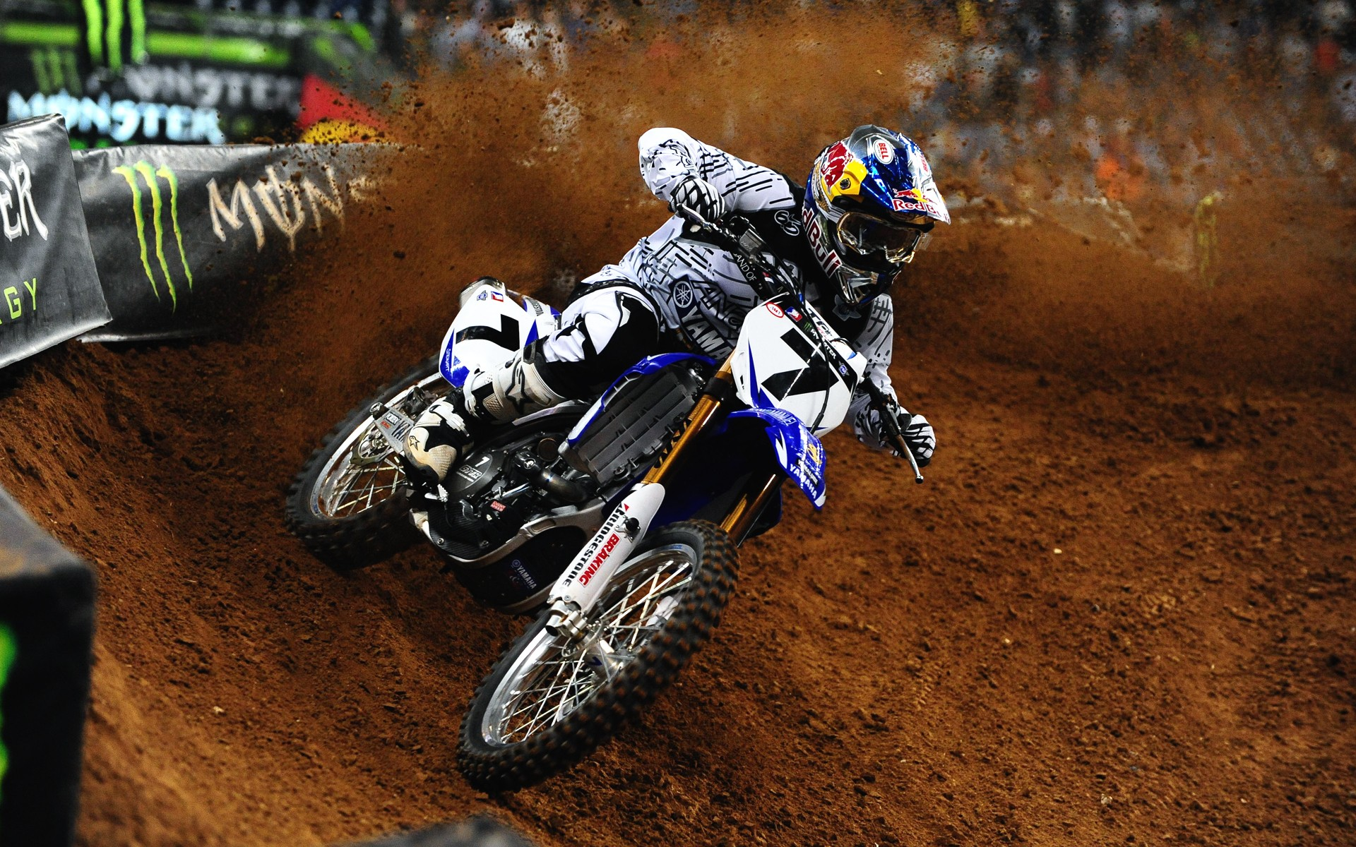 Motocross wallpapers pictures images motocross widescreen wallpaper voltagebd Image collections