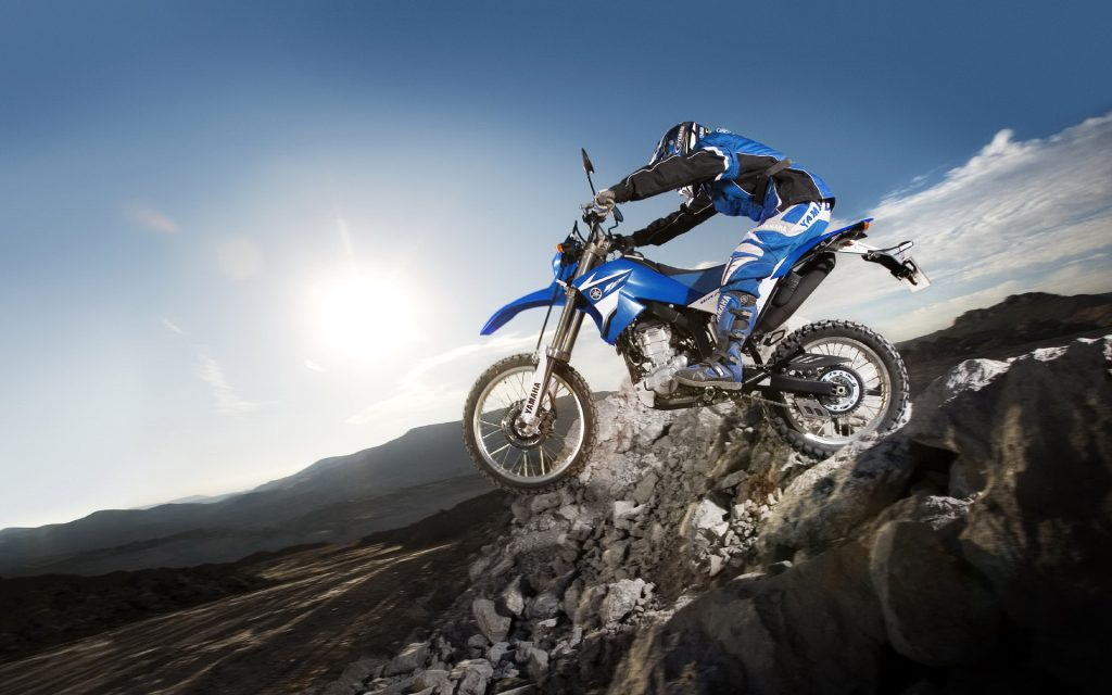 Motocross Widescreen Wallpaper