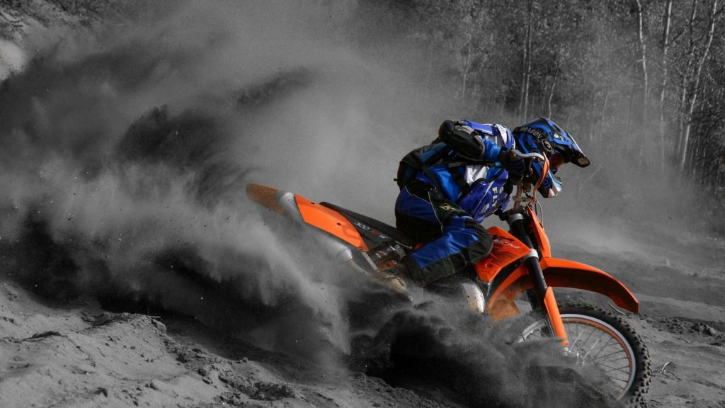 Motocross Full HD Wallpaper