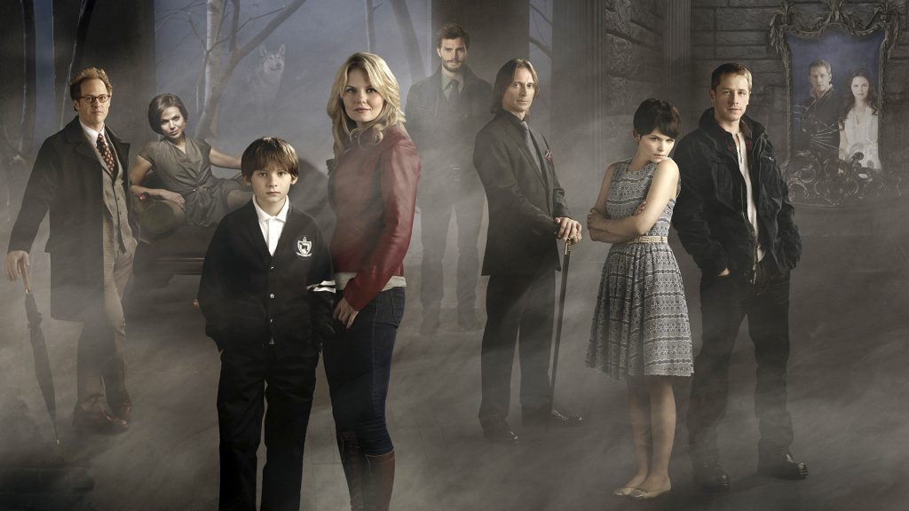 Once Upon A Time Full HD Background