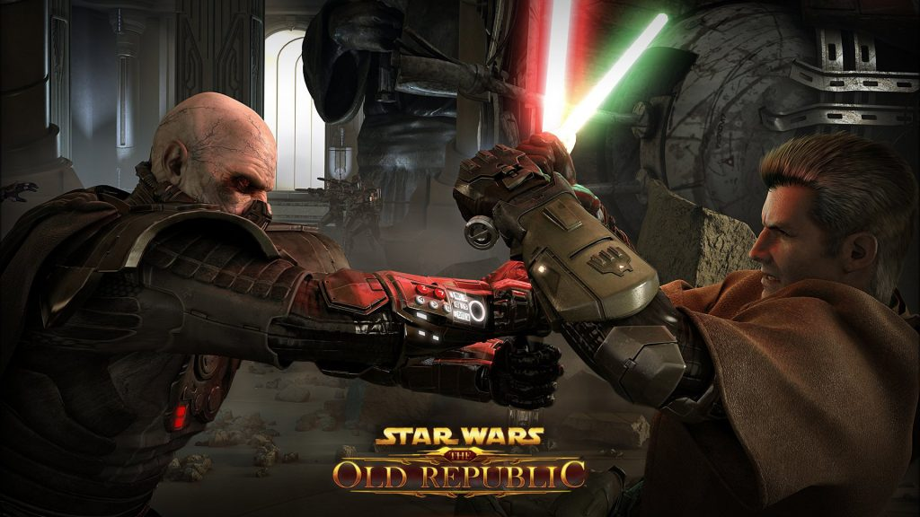 Star Wars: The Old Republic Full HD Background