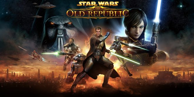 Star Wars: The Old Republic Backgrounds