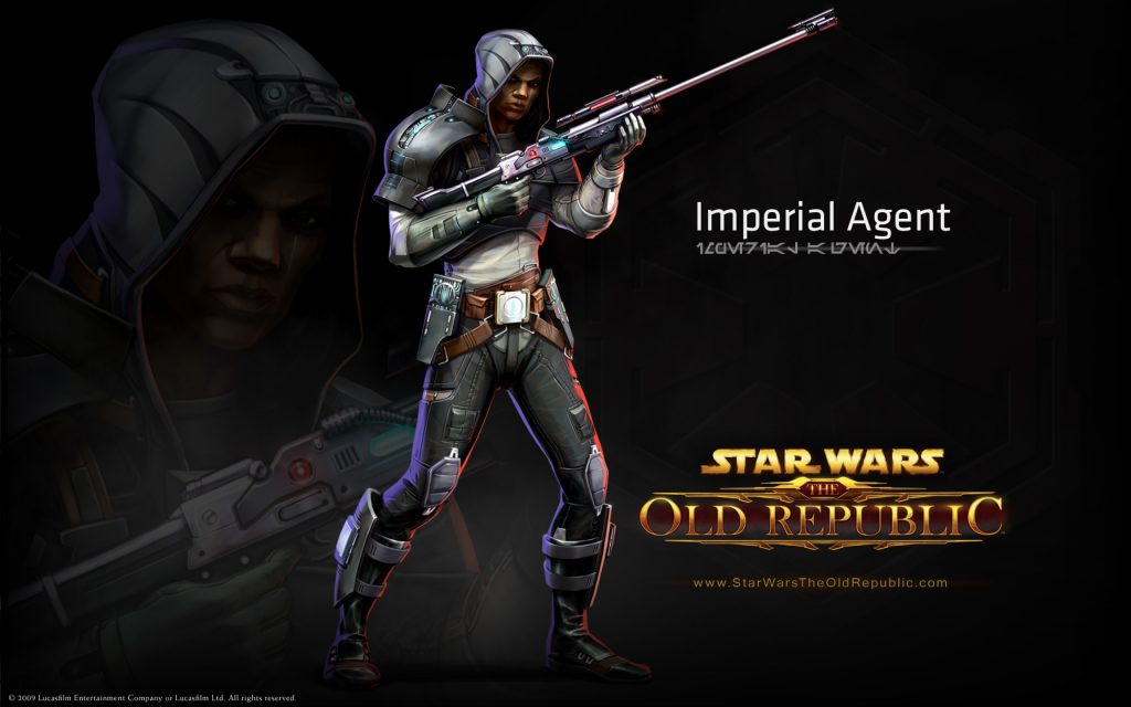 Star Wars: The Old Republic Widescreen Background