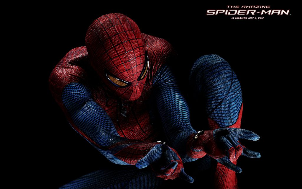 The Amazing Spider-Man Widescreen Background