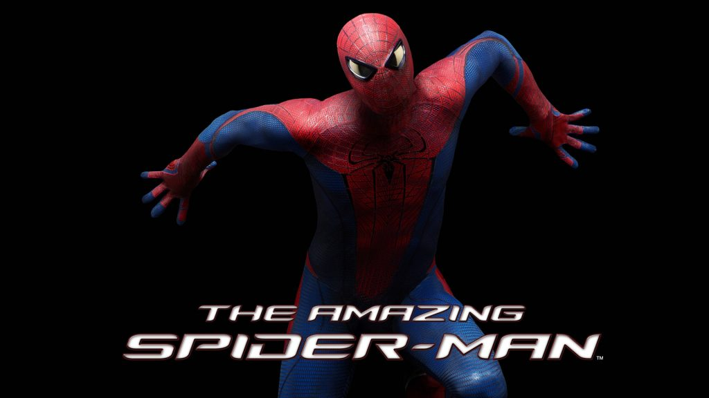 The Amazing Spider-Man Full HD Background