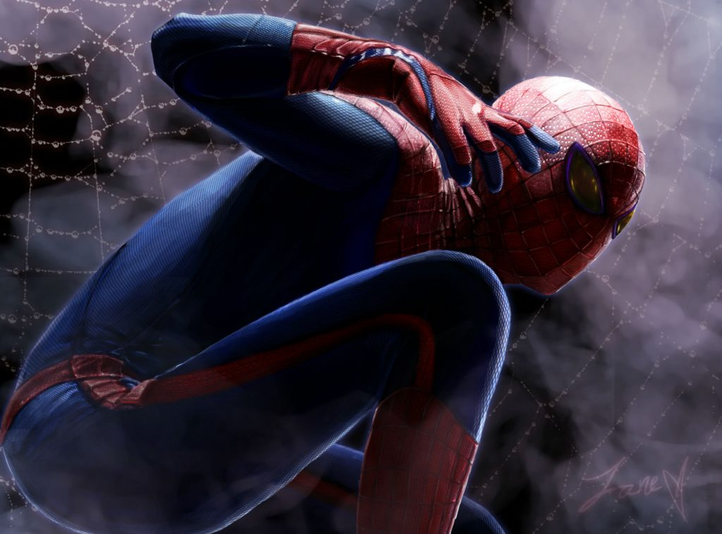 The Amazing Spider-Man Background