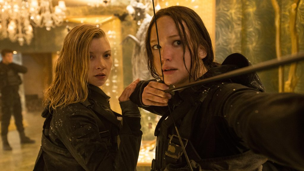 The Hunger Games: Mockingjay - Part 2 4K UHD Wallpaper