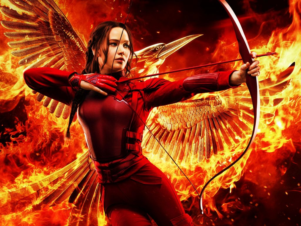The Hunger Games: Mockingjay - Part 2 Wallpaper