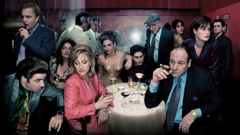 The Sopranos 4K UHD Wallpaper