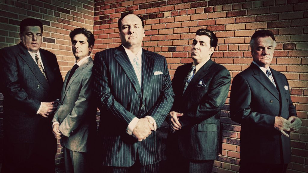 The Sopranos Full HD Wallpaper